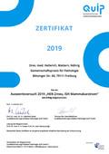 07 2019 Zertifikat Auswerteversuch ISH HER-2neu Mammakarzinom 4-1