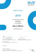 09 2019 Zertifikat Ringversuch PD L1-s1